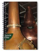 Distillery Spiral Notebook