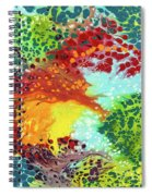 District Tribute Spiral Notebook