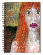 Distrust  Spiral Notebook