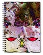 Diva Duo Spiral Notebook
