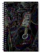 Divas Spiral Notebook