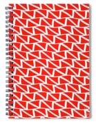 Diver Down Flag Spiral Notebook