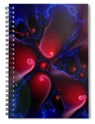 Divided Day Spiral Notebook