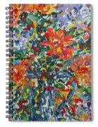 Divine Happiness. Spiral Notebook