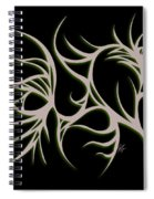 Divine Havoc Spiral Notebook