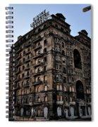 Divine Lorraine Hotel Spiral Notebook