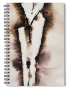Divine Love Series No. 2042 Spiral Notebook