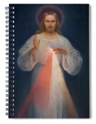 Divine Mercy Spiral Notebook