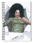Divine Pop Out Spiral Notebook