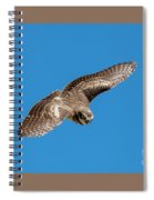 Diving For Home Spiral Notebook