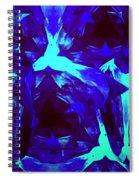 Division Of Light Spiral Notebook