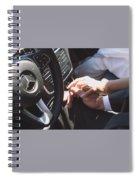 Divorce Attorney Riverdale Park Md Spiral Notebook