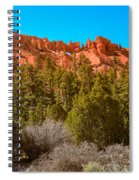 Dixie National Forest Spiral Notebook
