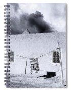 Djellaba Spiral Notebook