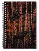 Dna Test Spiral Notebook