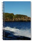 Dnre0608 Spiral Notebook