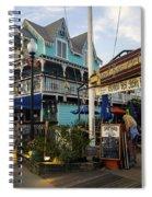 Do Not Seat Yourself - Martha's Vineyard Spiral Notebook