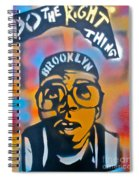 Do The Right Thing Spiral Notebook
