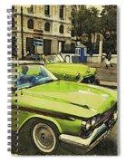 Dobles Spiral Notebook