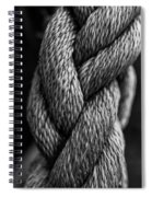 Dock Line Spiral Notebook