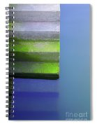Dock Stairs Spiral Notebook