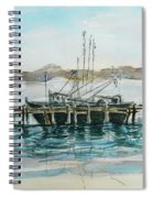 Docking Spiral Notebook