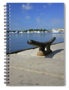 Dock's View Spiral Notebook