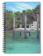 Dockside Spiral Notebook