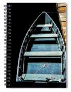 Dockside Skiff Spiral Notebook