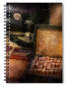 Doctor - Everything You Need To Be A Doctor Spiral Notebook