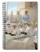 Doctor - Operation Theatre 1905 Spiral Notebook