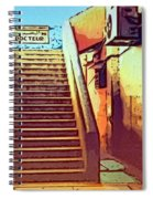 Doctor's Office In Tangier Spiral Notebook