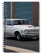 Dodge 330 Spiral Notebook