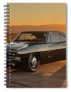 Dodge Charger - 01 Spiral Notebook