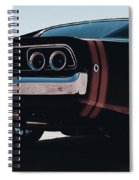 Dodge Charger - 04 Spiral Notebook