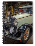 Dodge Da Tourer Spiral Notebook