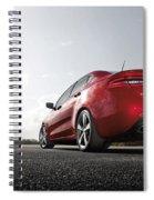 Dodge Dart Gt Spiral Notebook