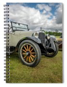 Dodge Four Tourer Spiral Notebook