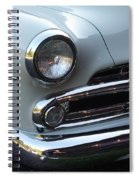 Dodge Spiral Notebook