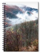 Doe On Autumn Ridge Spiral Notebook