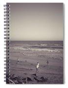 Dog Beach Spiral Notebook