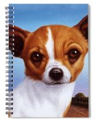 Dog-nature 3 Spiral Notebook