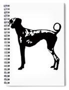 Dog Tee Spiral Notebook