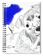 Doggie Dreams Spiral Notebook