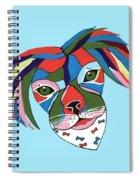 Doggie Dreams - Cute Animals Spiral Notebook