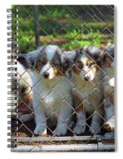 Dogs. Let Us Out #2 Spiral Notebook