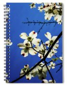 Dogwood In The Sky #2 Spiral Notebook