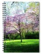 Dogwood Spring Spiral Notebook