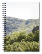 Dolbadarn Castle.  Spiral Notebook