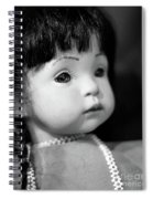 Doll 56 Spiral Notebook